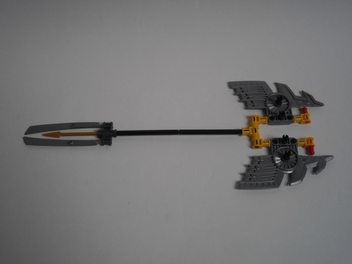 [Revue] LEGO Bionicle 70786 : Gali, Maitre de l'Eau Pb190113