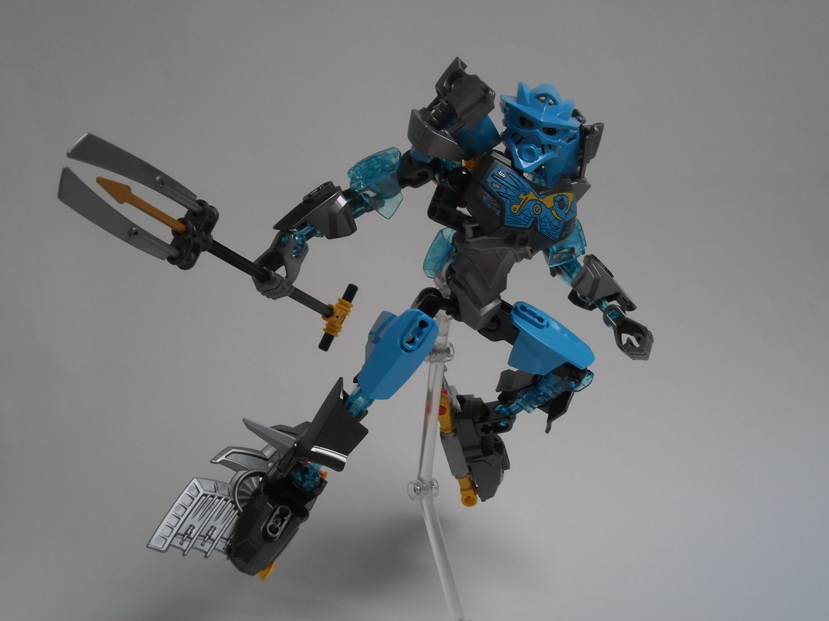[Revue] LEGO Bionicle 70786 : Gali, Maitre de l'Eau Pb190124