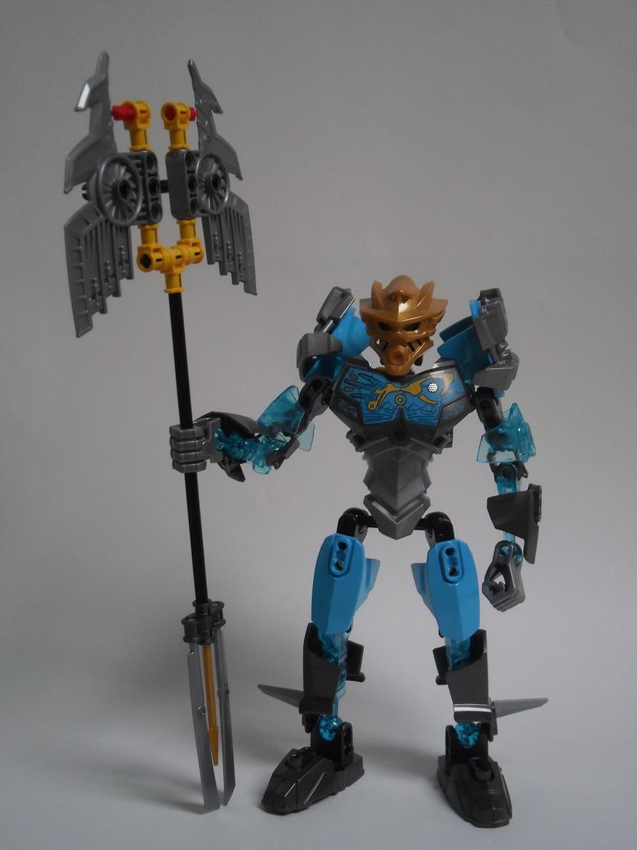 [Revue] LEGO Bionicle 70786 : Gali, Maitre de l'Eau Pb190143