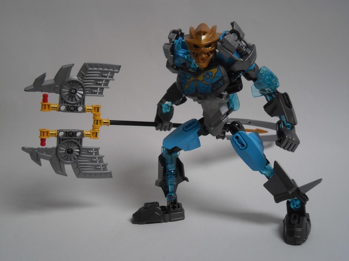 [Revue] LEGO Bionicle 70786 : Gali, Maitre de l'Eau Pb190148
