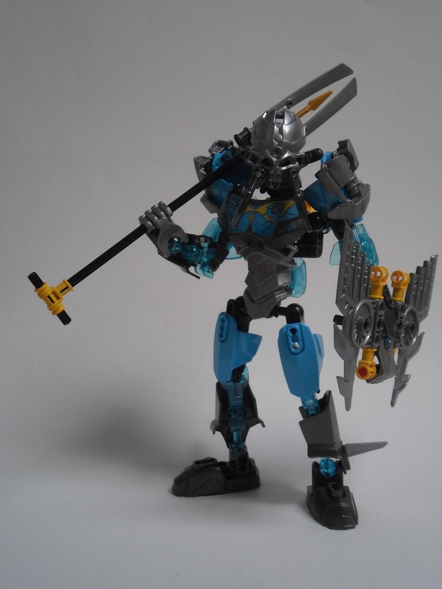 [Revue] LEGO Bionicle 70786 : Gali, Maitre de l'Eau Pb190159