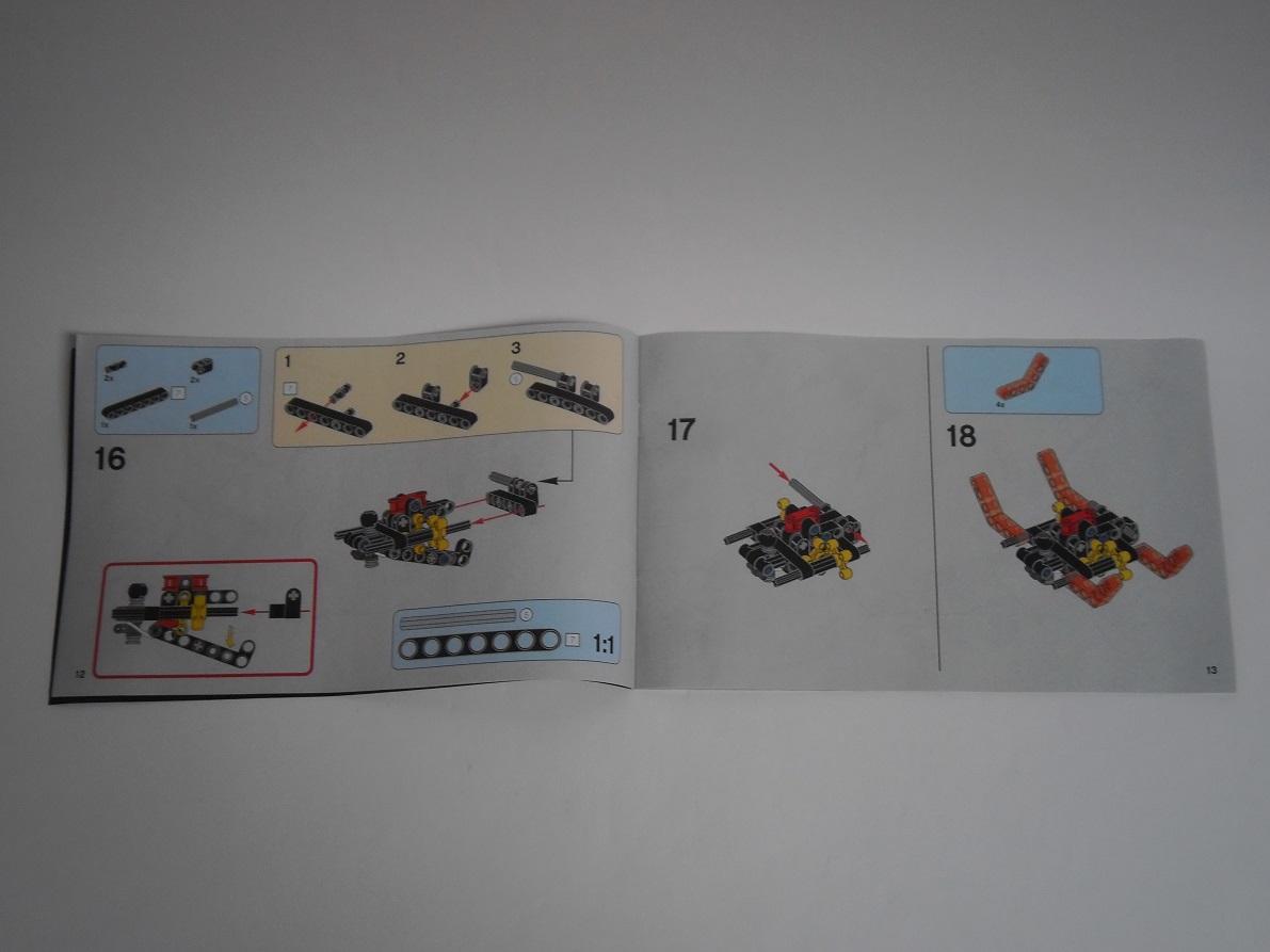 [Revue] LEGO Bionicle 70790 : le Seigneur des Araignées Squelette Pb200037