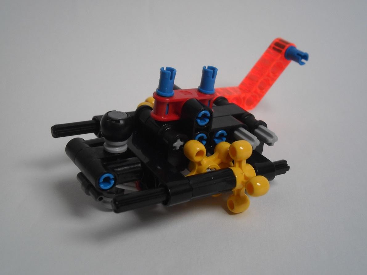 [Revue] LEGO Bionicle 70790 : le Seigneur des Araignées Squelette Pb200058