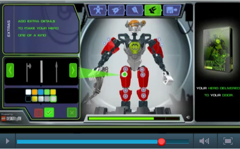 Bionicle Legends - Portail Screen1