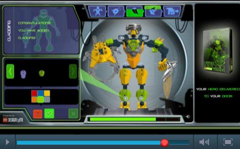 Bionicle Legends - Portail Screen2