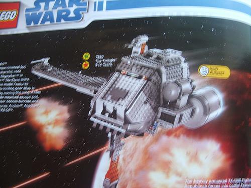 [News/Sets] Images claires de quatre nouveaux Star Wars 2602578715_00ec0c2cd4