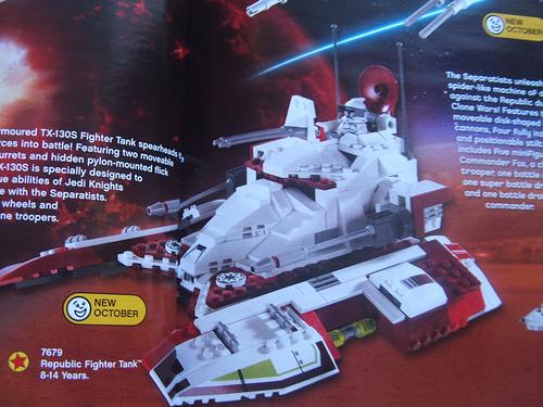 [News/Sets] Images claires de quatre nouveaux Star Wars 2602592805_39fea40bc0
