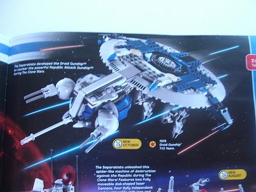 [News/Sets] Images claires de quatre nouveaux Star Wars 2603415876_e594bfd394