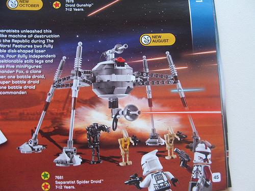 [News/Sets] Images claires de quatre nouveaux Star Wars 2603430056_676d271409