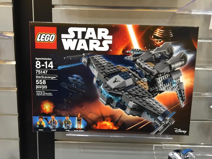 Keine LEGO Fans hier? Neue Schiffe im Anflug... Inde00x