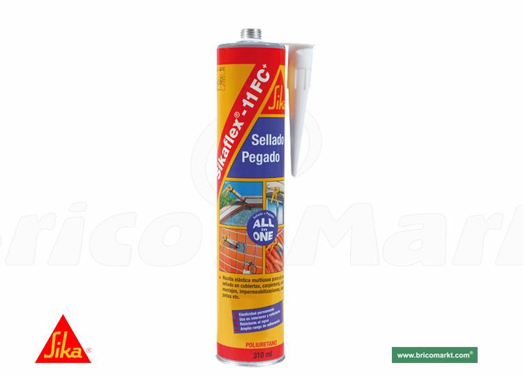 Más de pegamentos...Cristal vs. DM Sikaflex-11fc
