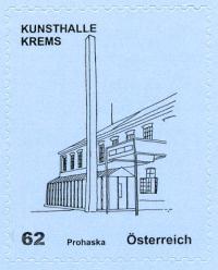 1. Mai 2011 Ersttag von 15 Briefmarken in Österreich !!! DM%20062b%20Kunsthalle%20Krems