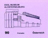 1. Mai 2011 Ersttag von 15 Briefmarken in Österreich !!! DM%20090%20Essl%20Museum