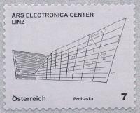 1. Mai 2011 Ersttag von 15 Briefmarken in Österreich !!! RM%20007%20Ars%20Electronica%20Center