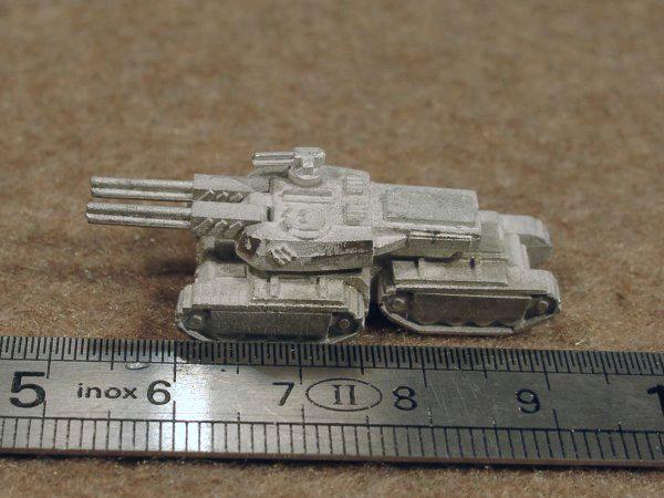 Brigade Models - Véhicules super-lourds SF300-1202a-1