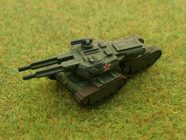 Brigade Models - Véhicules super-lourds SF300-1202b