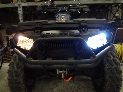 LED Leuchtmittel und Sportsman... Frontklein2