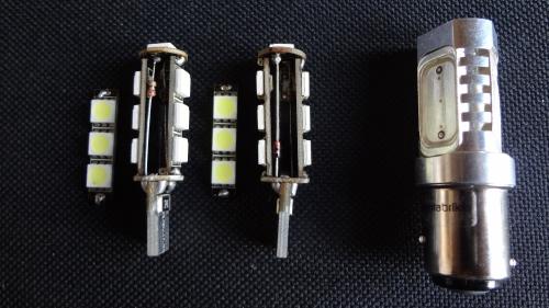 LED Leuchtmittel und Sportsman... Ledgesamt
