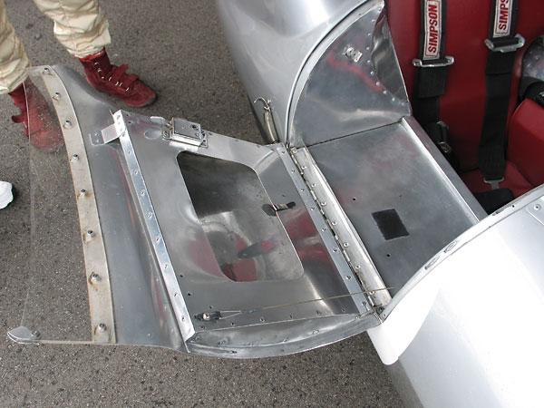 Idée de portière rabatable JeffSnook-Lotus-11LeMans-EB