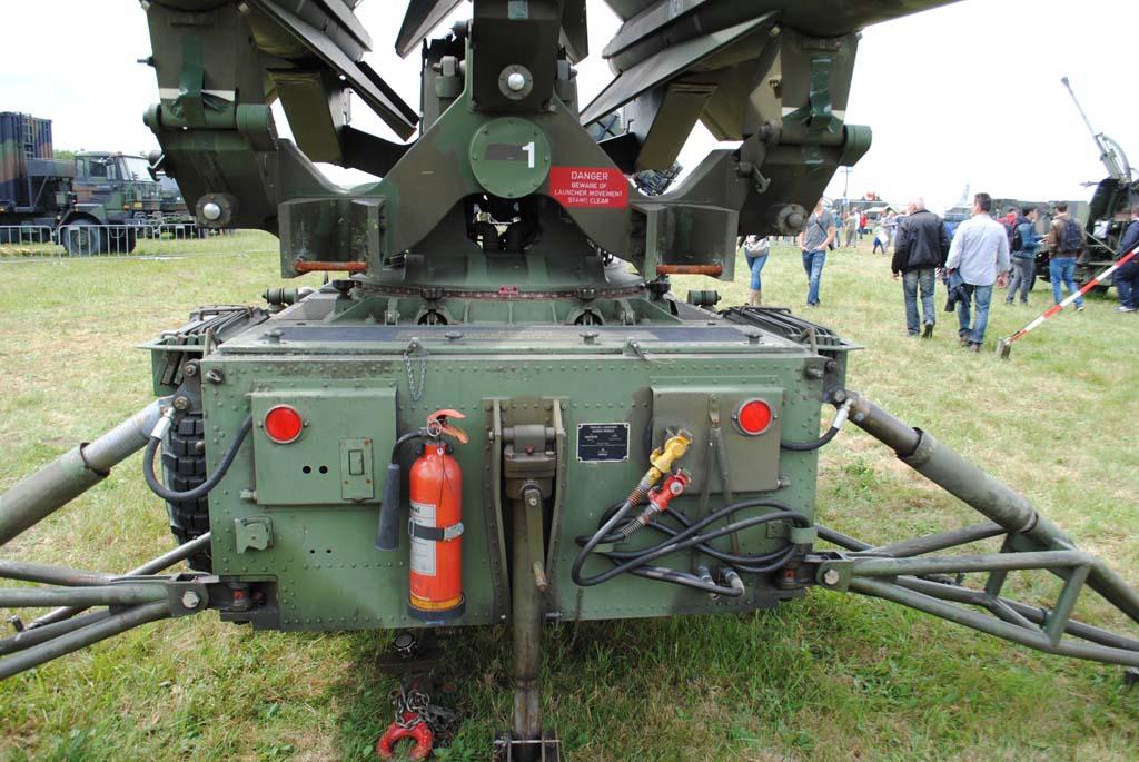 Pas-à-pas : Northrop Hawk missile [Revell Classics 1/32] H03
