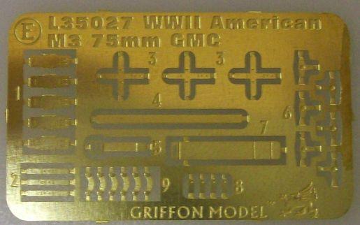 Griffon 75mm GMC Gun Shield Gmcgs03