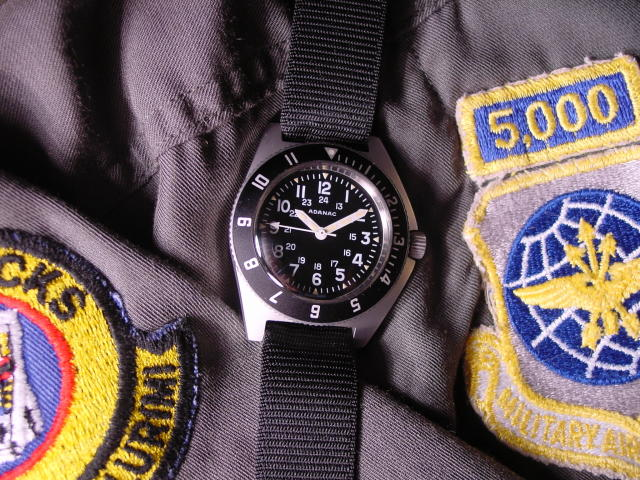 "Benrus ""type"" military watch homages - Buying Guide 4284780713"