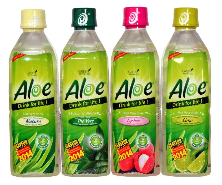 Tests des produits de Pur'Aloé Gamme