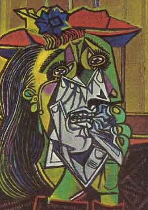 اشهر الرسامين...بيكاسو..ليوناردو دافنشي....نبذة عن حياتهم مع اشهر رسماتهم.صور Picasso2