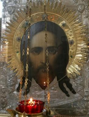Образ Христа NerukotvorennyLikGospoden-292x380