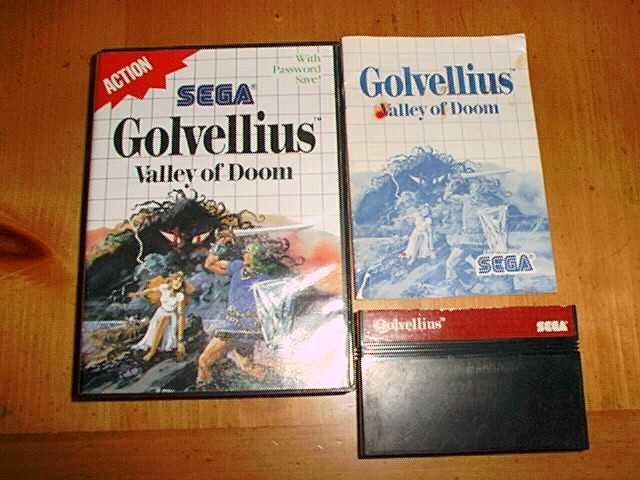 Quel a été votre première console ou ordi rétro et vos 1er jeux ? - Page 4 Golvellius