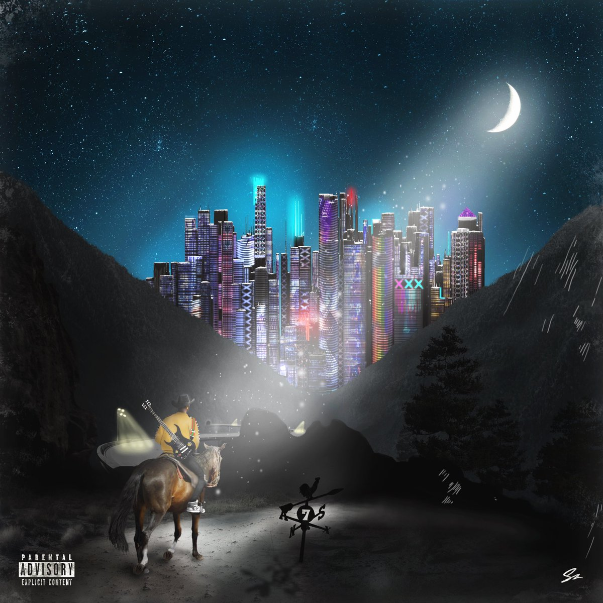 """Lil Nas X >> ep """"7"""" Lil-nas-x-7"""