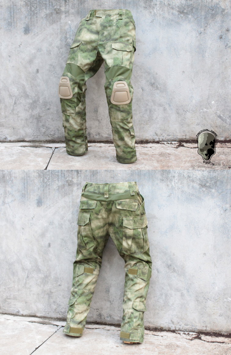 Conseil nouveau Gear TMC%20CP%20Gen2%20style%20Tactical%20Pants%20with%20Pad%20set%20ATFG%20a