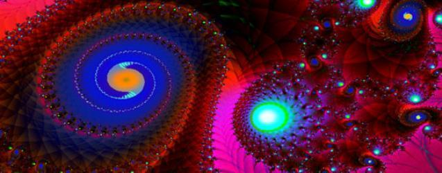 Spontaneous Evolution: New Scientific Realities Are Bringing Spirit Back into Matter Fractal%20CurtWEB