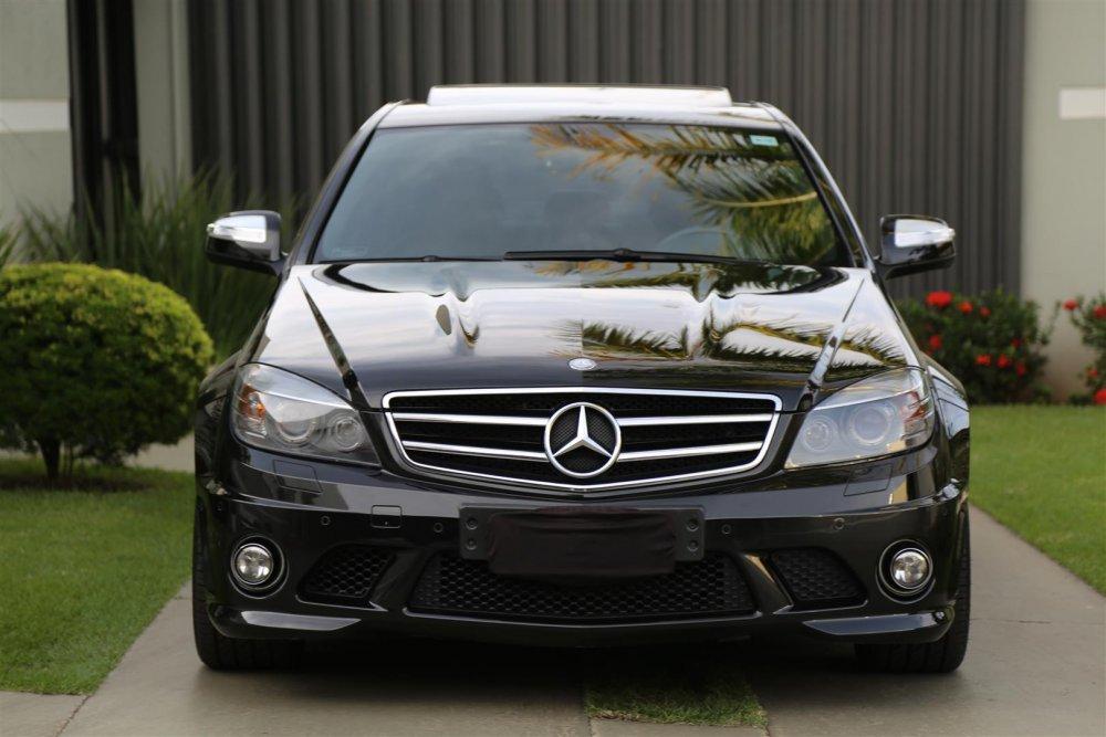 W204 C63 AMG 2008 - R$ 160.000,00 767a7857-56fbcacd09aee