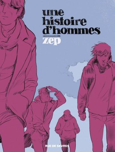 ZEP - Une histoire d'hommes Coverzep