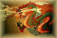 Bouddha et les douze Animaux Dragon-310a5