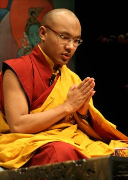 L'Inde dit non à la visite du Karmapa aux États-Unis 100715022821T4-86186
