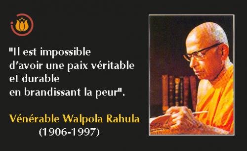 L'attitude mentale bouddhiste  Walpola-59d7b