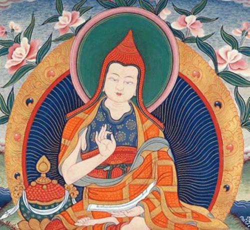 Textes et enseignements: Adoption de l'Esprit d'Eveil par Shantideva Shantideva-4cbd5