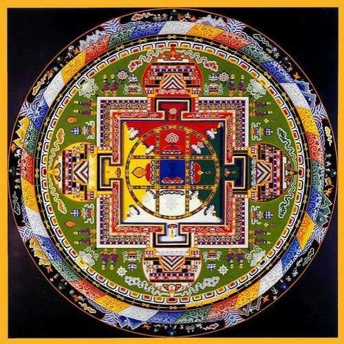 Les mandalas Mandala1-de345