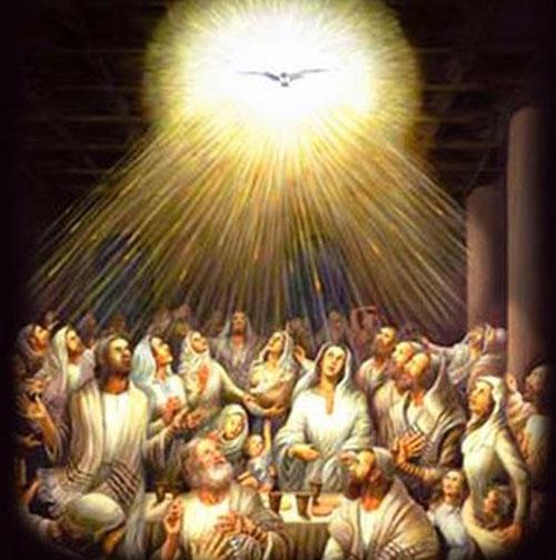 L'Évangile c'est La Lumière qui appelle  à nous convertir pour devenir les Banquiers de Dieu. VenidaEsptoSto500