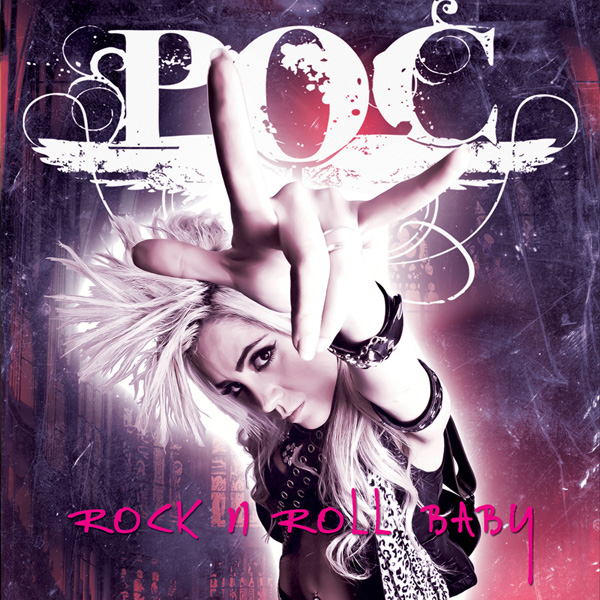 """Poc to release single """"Rock N Roll Baby"""" featuring Bumblefoot and Frank Poc_-_Rock_N_Roll_Baby"""
