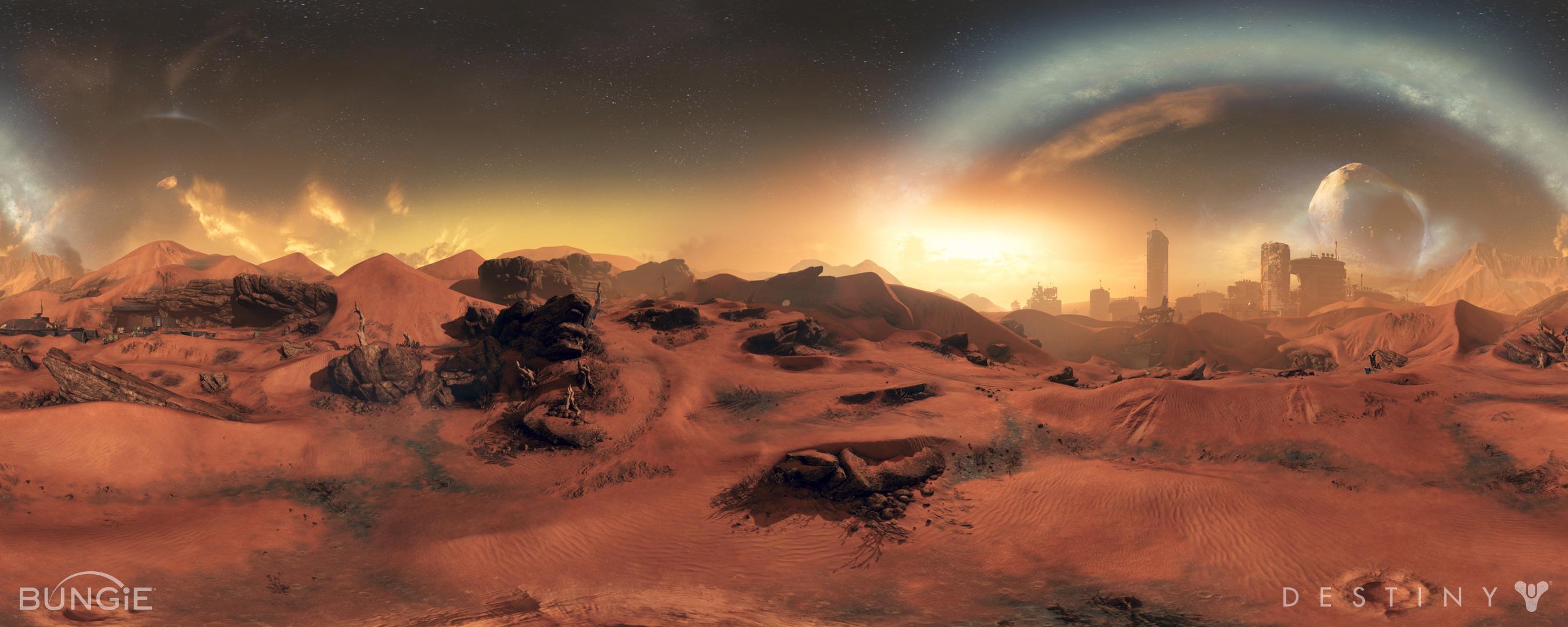 Nomes em Destiny serão iguais aos das contas PSN/Xbox Live Mars_pano