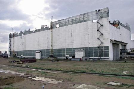 Des photos inhabituelles de Baïkonour Hangar1-grand