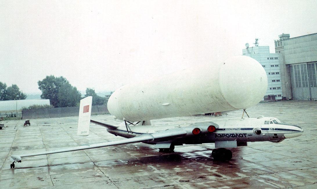Projet M-91: de la concurence russe pour Virgin Galactic Atlant