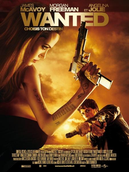 Wanted : choisis ton destin Wanted2008