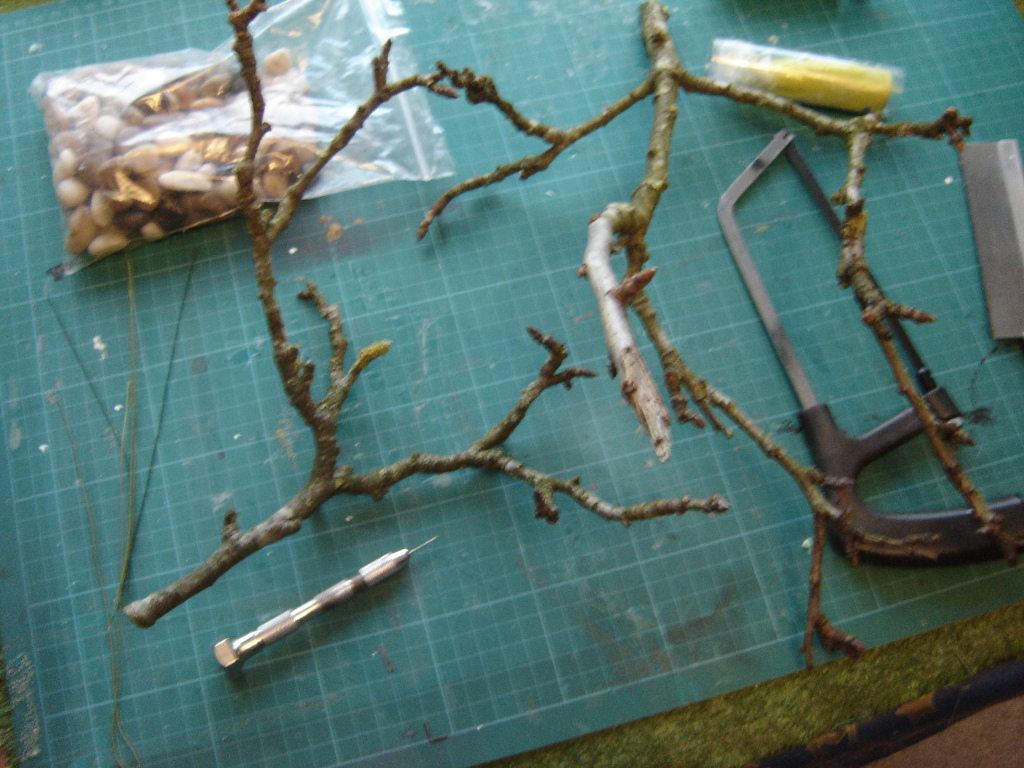 Tutorial de arboles y bases orientales Willowprep