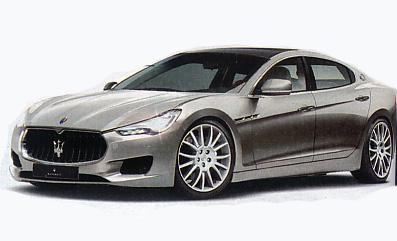 Nuova Maserati Ghibli Maserati-Ghibli-le-prime-immagini-della-nuova-berlina