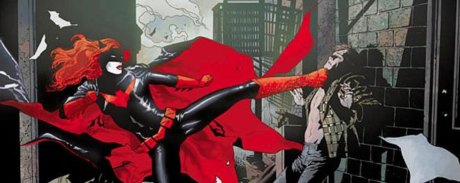 [Jeu] Tournois DC Comics Hand-to-hand ! - Page 2 Batwoman-det854