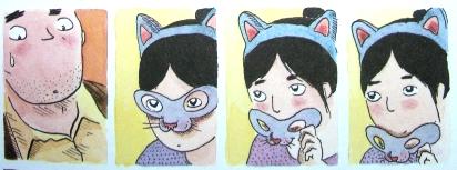 Camille Jourdy Rosalie-blum-tome3-livre